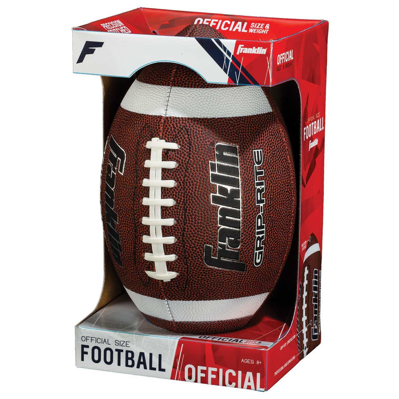 Franklin GRIP-RITE® OFFICIAL SIZE FOOTBALL