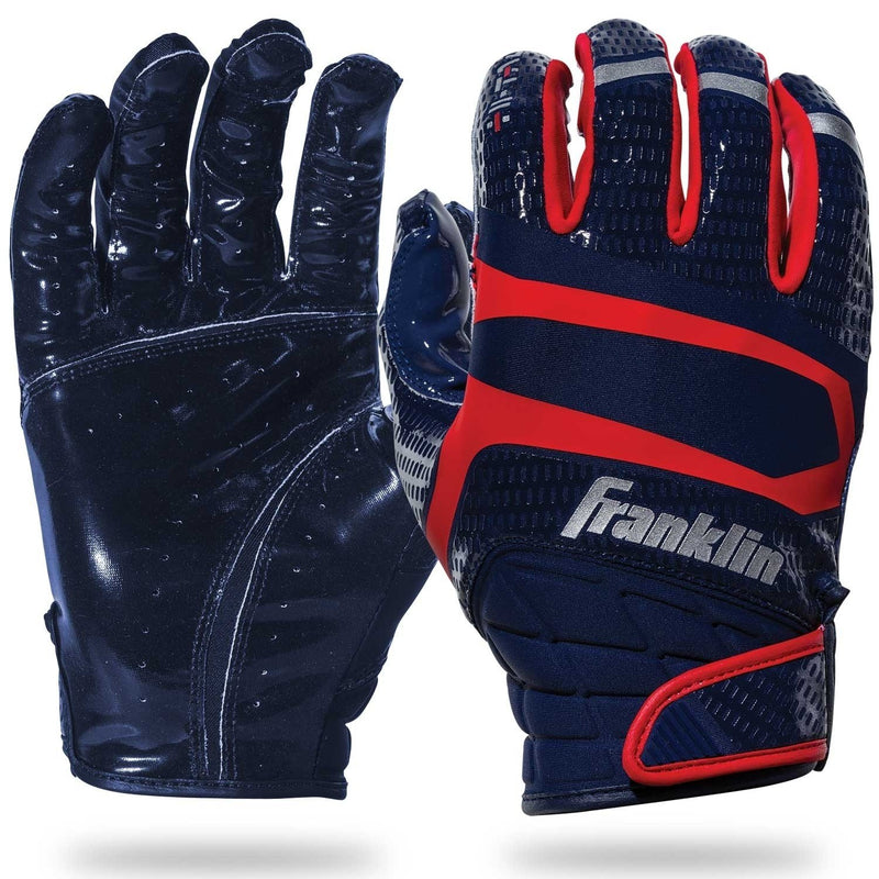Franklin HI-TACK FOOTBALL RECEIVER GLOVES