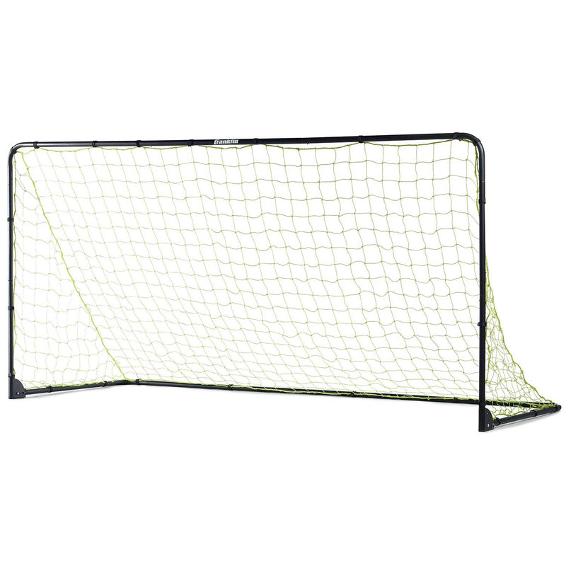 Franklin PREMIER STEEL HEAVY DUTY SOCCER GOAL - STAKES INCLUDED - 12' X 6'