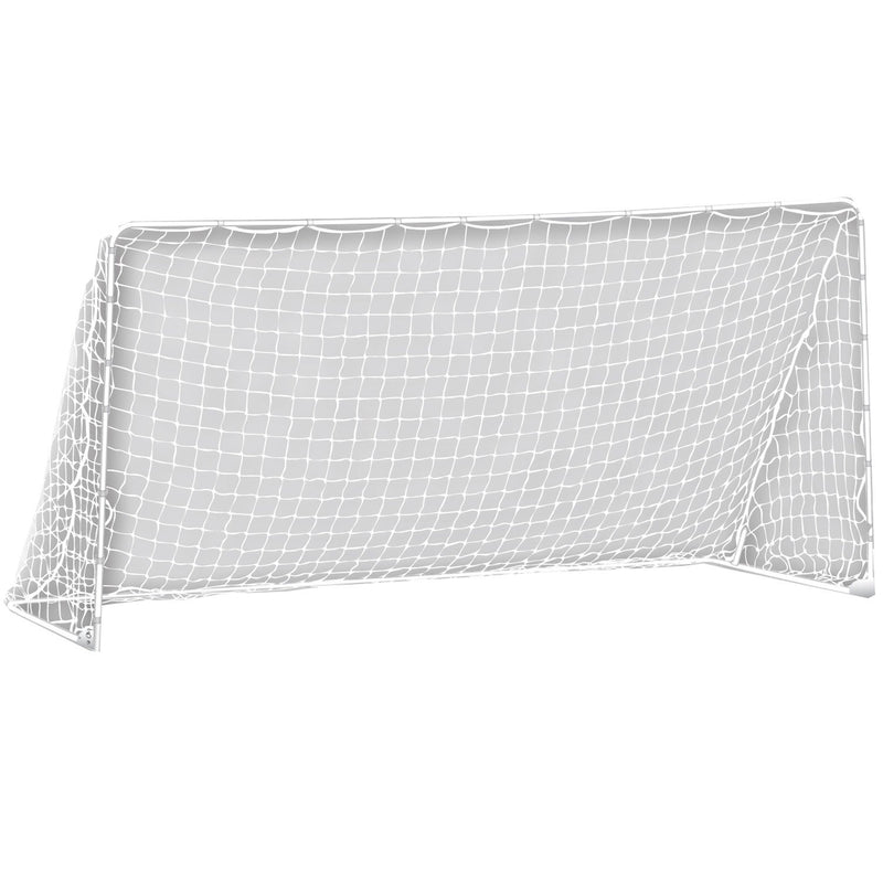Franklin PREMIER STEEL SOCCER GOAL - STAKES INCLUDED - 10' X 5'
