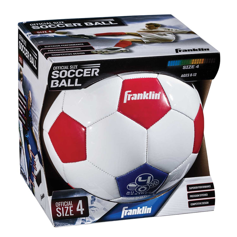 Franklin USA SOCCER BALL - SIZE 4