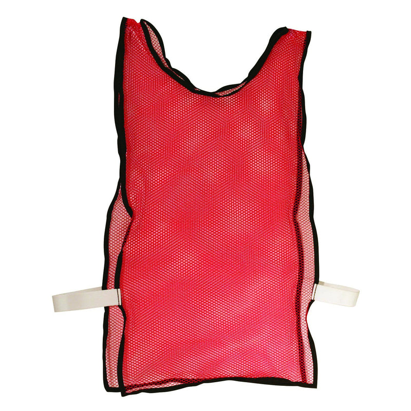 Franklin YOUTH PRACTICE PINNIES - 6 PACK - RED