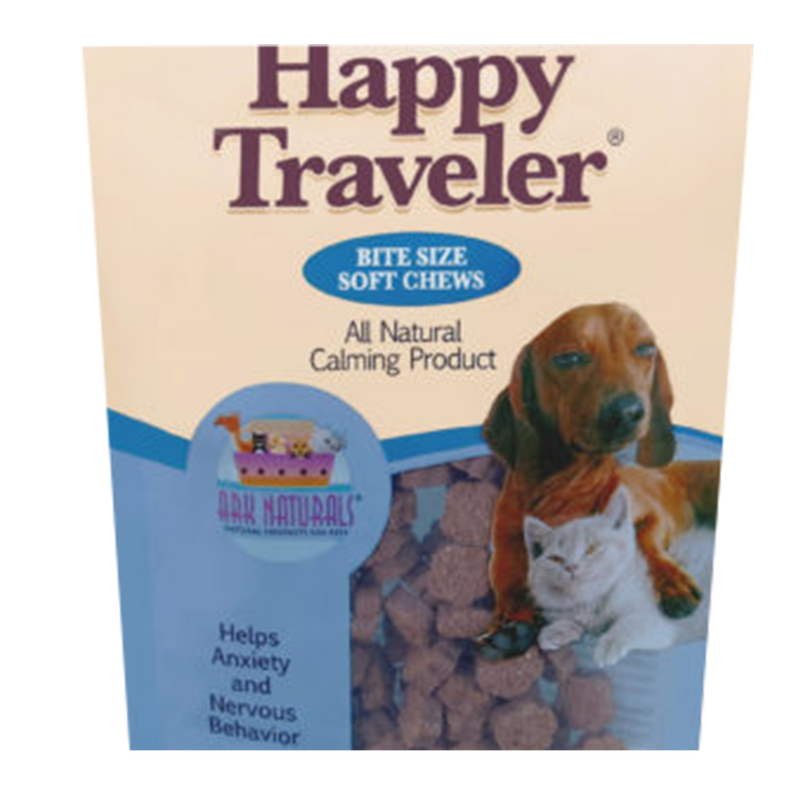 Ark Naturals Happy Traveler Soft Chews Dog Treats