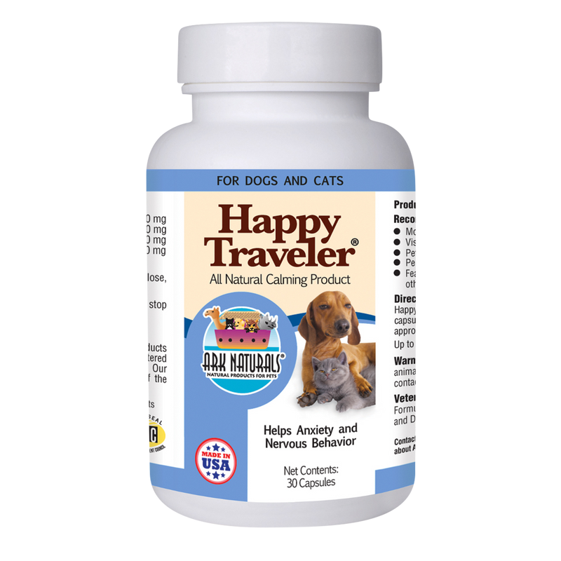 Ark Naturals Happy Traveler Natural Herbal Calming Formula