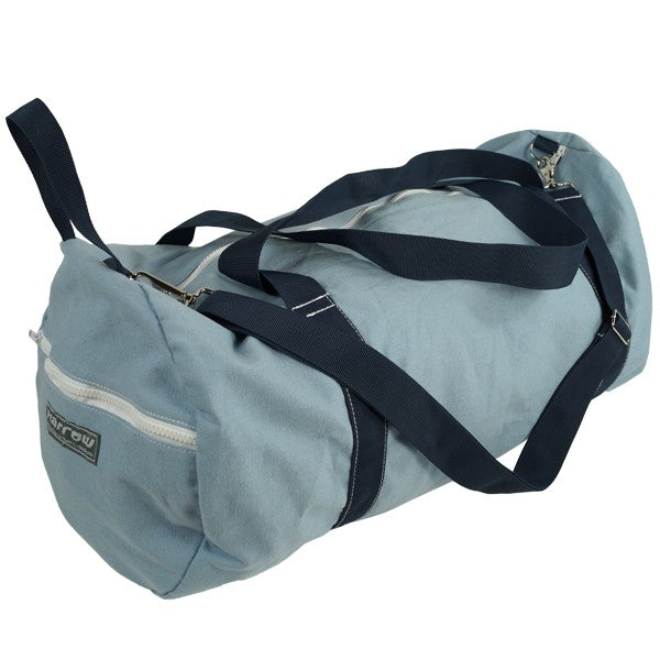 Harrow Canvas Barrel Duffel Bag