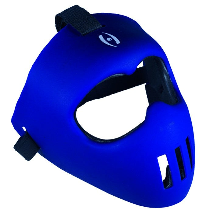 Harrow Field Hockey Protective Face Mask - Blue
