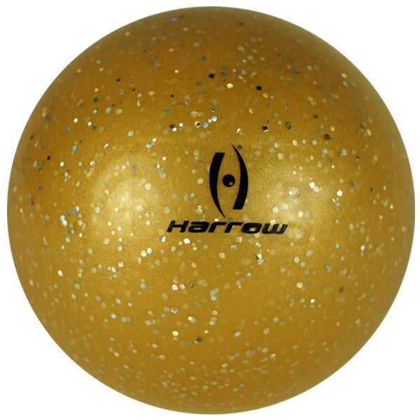 Harrow Glitter Field Hocke Ball Gold