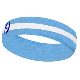 Harrow Headband Car Wht Car Band Nvy Icn