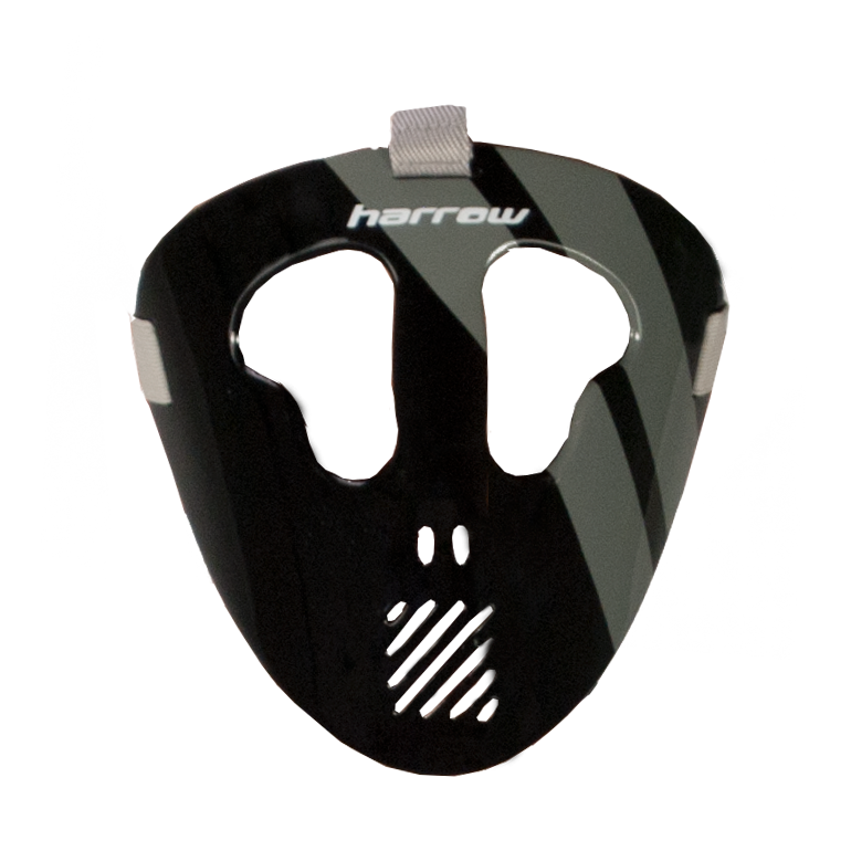 Harrow Phantom Face Mask Black and Grey