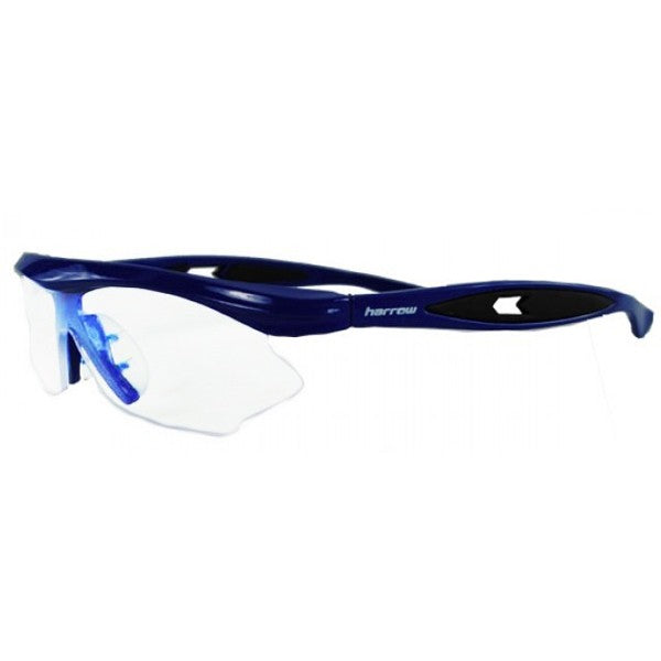 Harrow Radar Junior Squash Eye Guard Royal