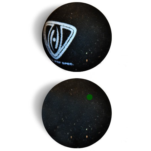 Harrow Single Green Dot High Altitude Squash Ball