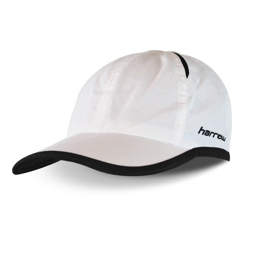 Harrow Tennis Hat White