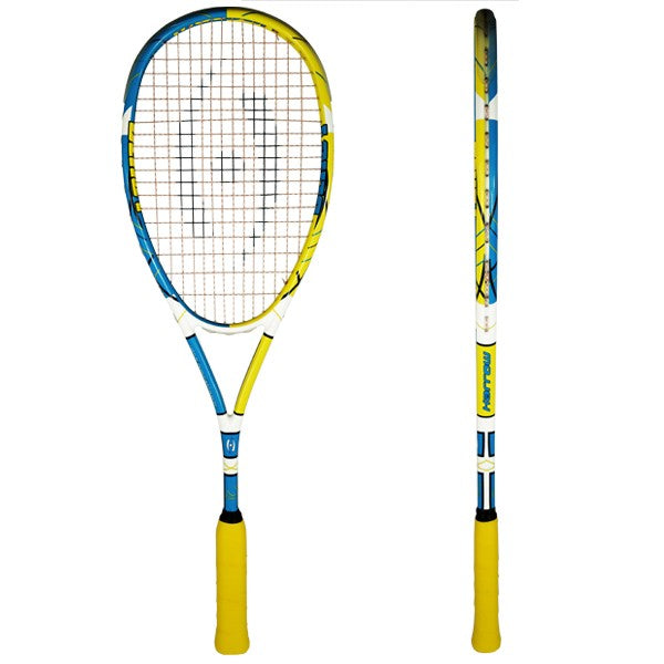 Harrow The Beast Clutch Squash Racquet by Amanda Sobhy