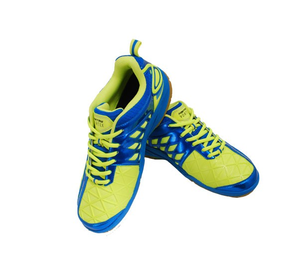 Harrow Vortex Court Shoe Blue and Green