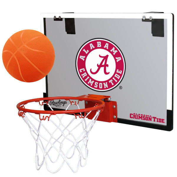 Rawlings NCAA Alabama Crimson Tide Hoop Set