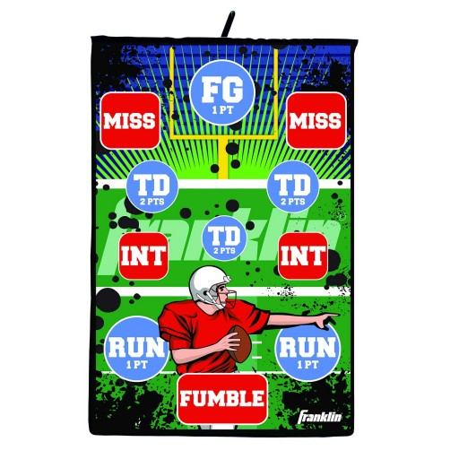 FRANKLIN INDOOR PASS GAME - FOOTBALL TARGET