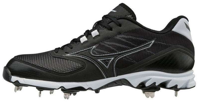 MIZUNO 9-SPIKE DOMINANT IC LOW MENS METAL BASEBALL CLEAT