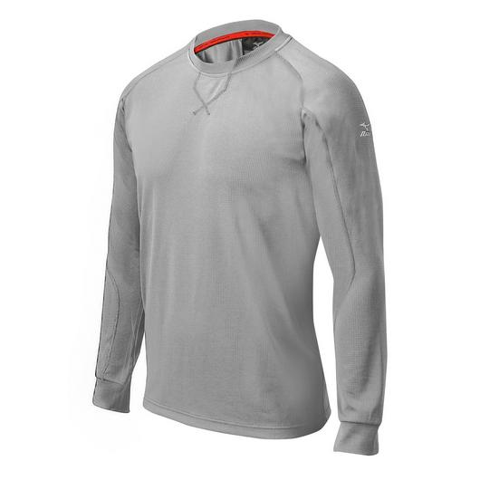 MIZUNO YOUTH COMP LONG SLEEVE TRAINING SHIRT