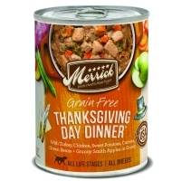Merrick Grain Free Thanksgiving Day Dinner™ Classic Recipe Wet Dog Food