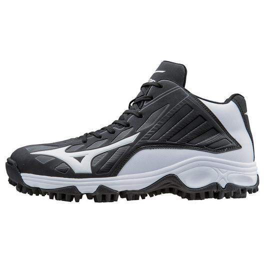 Mizuno 9-SPIKE ADVANCED ERUPT 3 MID MENS TURF SHOE