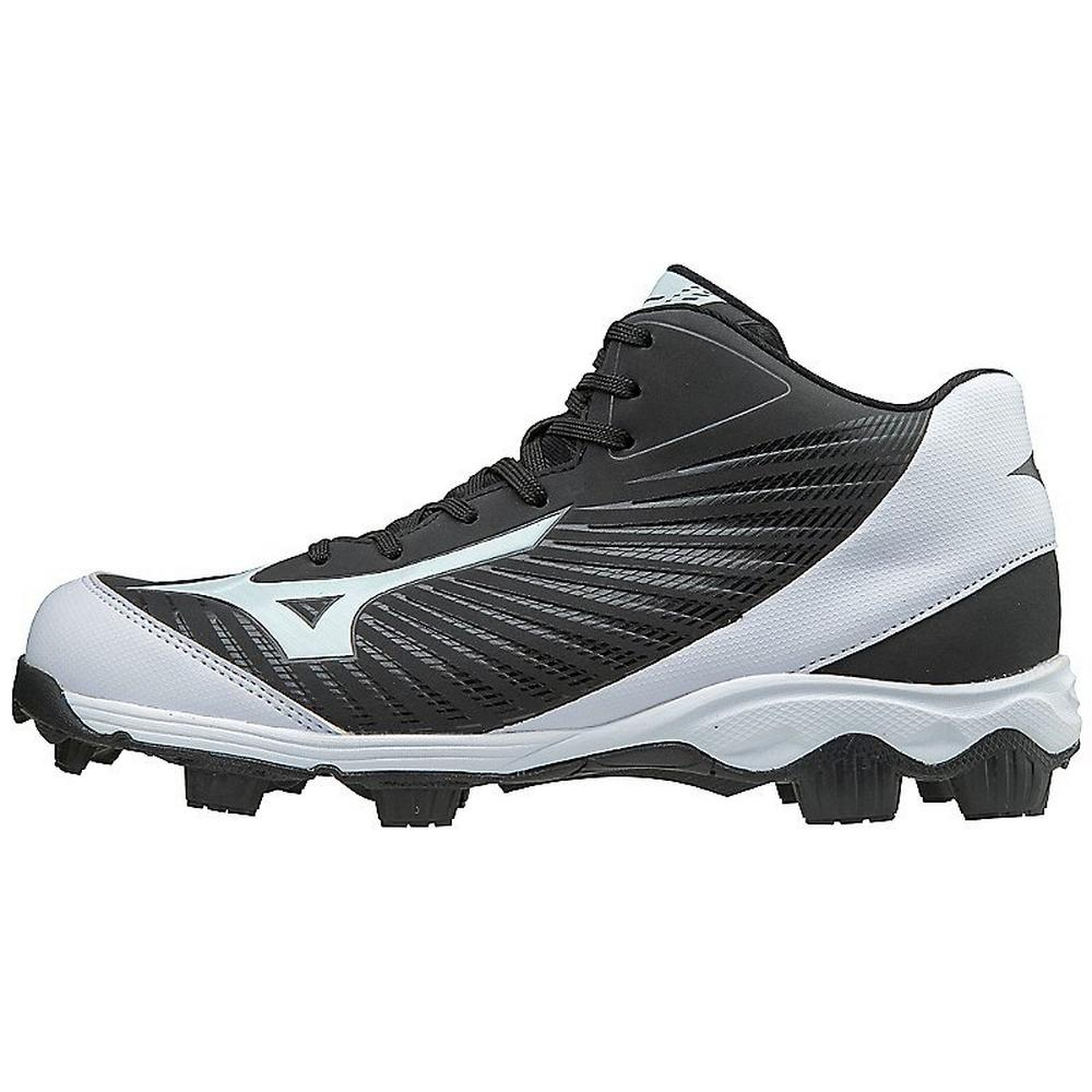 Mizuno 9-Spike Advanced Franchise 9 Mid Molded Baseball Cleat