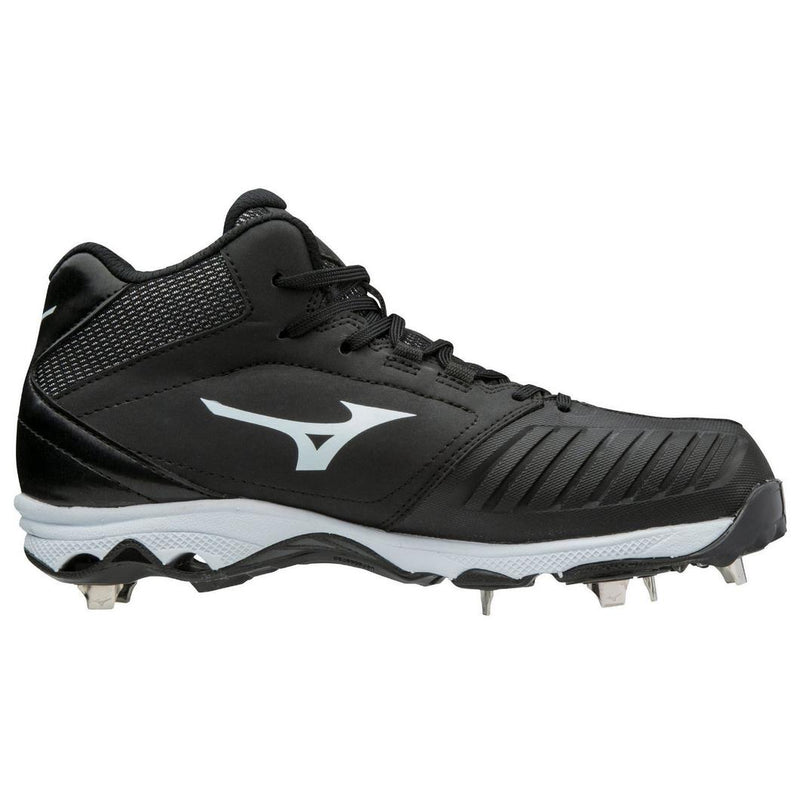 Mizuno 9-Spike Advanced Sweep 4 Mid Womens Metal Softball Cleat