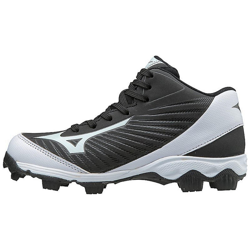Mizuno 9-Spike Advanced Youth Franchise 9 Mid Molded Baseball Cleat