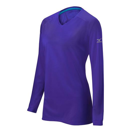 Mizuno Girl's Comp Training Top