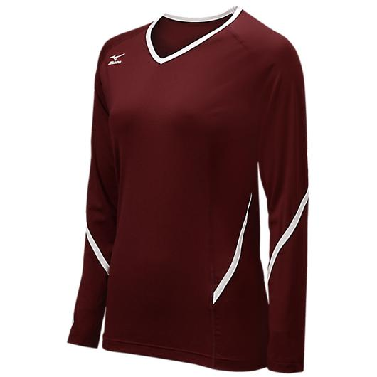 Mizuno TECHNO GENERATION LONG SLEEVE JERSEY