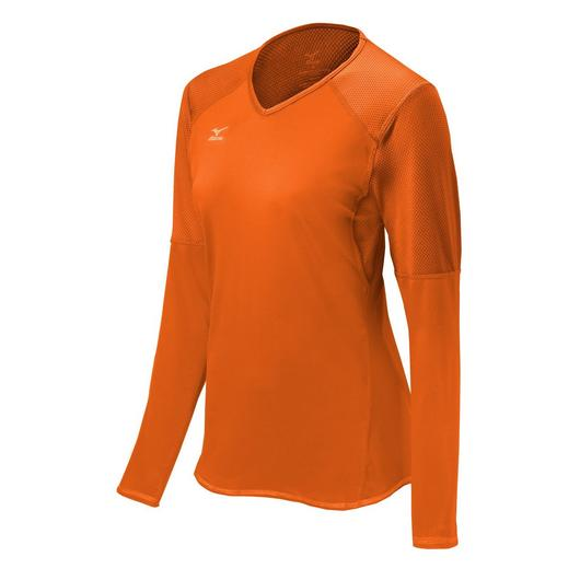 Mizuno TECHNO VI LONG SLEEVE JERSEY