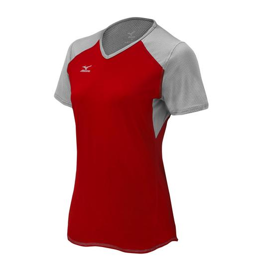 Mizuno TECHNO VI SHORT SLEEVE JERSEY