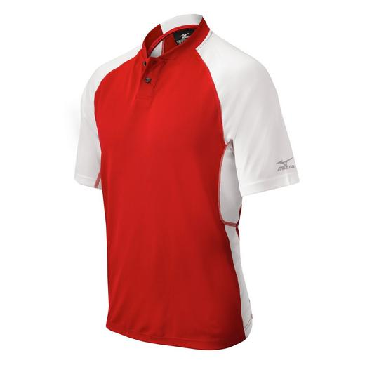 Mizuno YOUTH PRO 2-BUTTON JERSEY