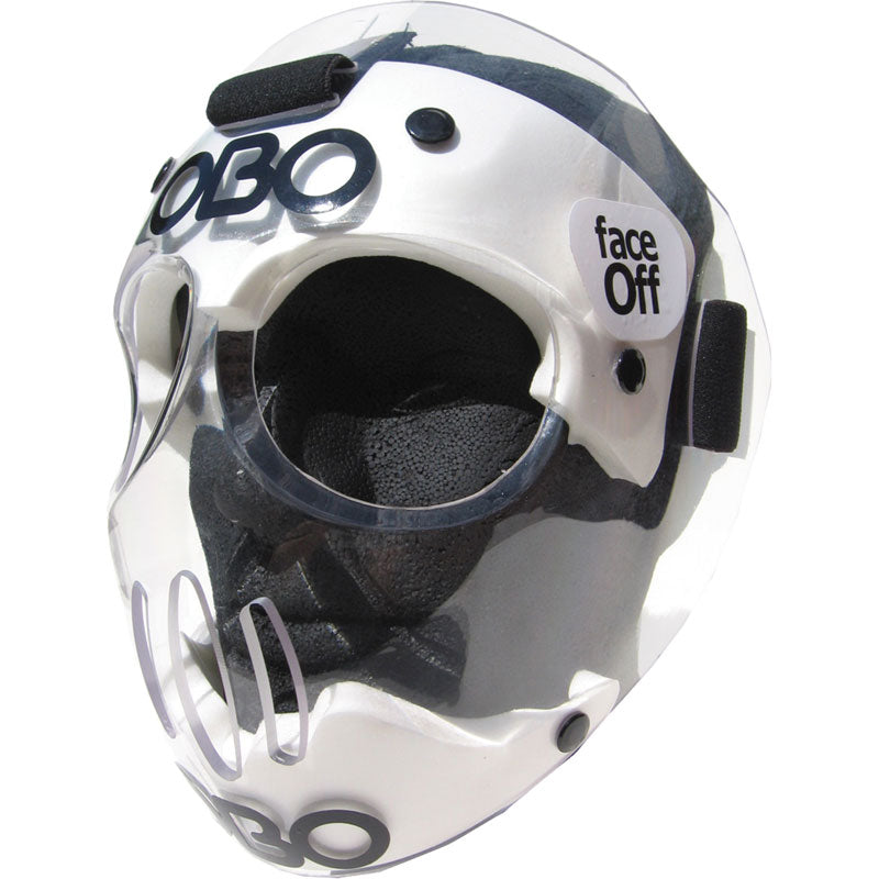 OBO Transparent FaceOff Mask
