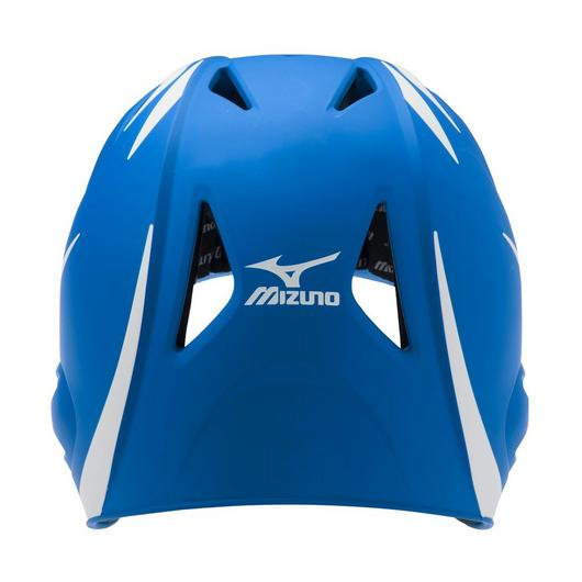 Mizuno MVP Series L/XL Batting Helmet with Fastpitch Softball Mask