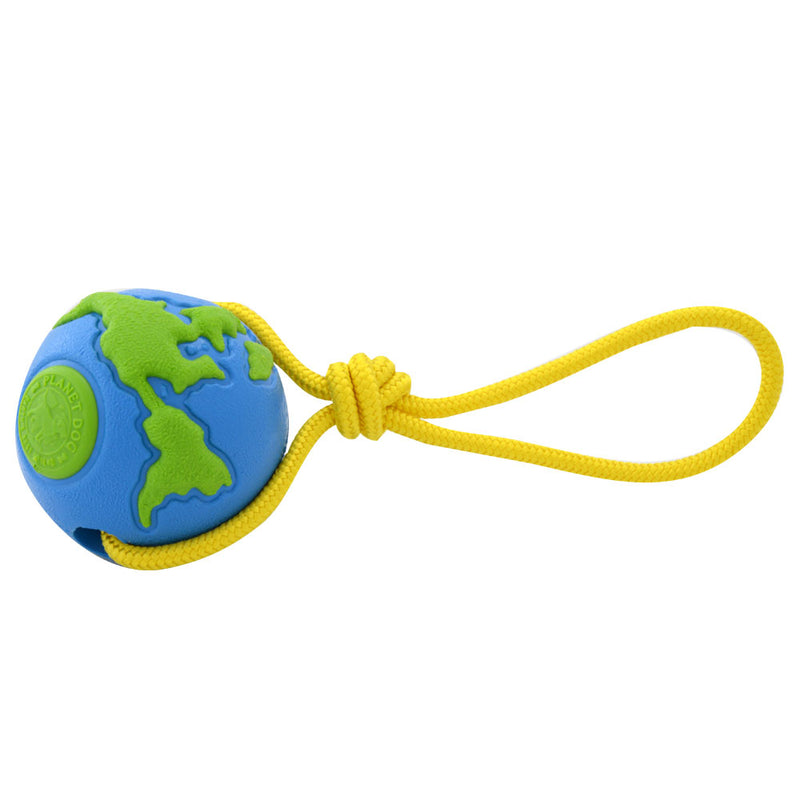 Planet Dog  Orbee Ball with Rope