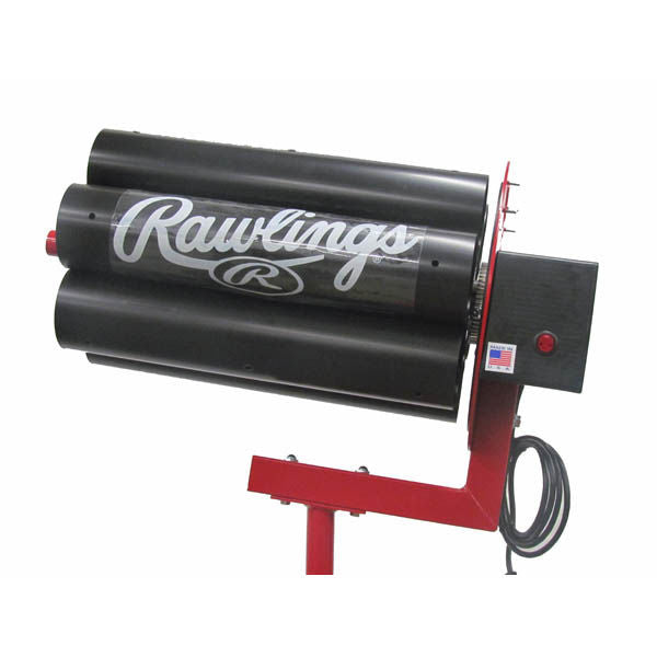 Rawlings Spin Ball Pro 3 Wheel Softball Automatic Ball Feeder - Softball Only