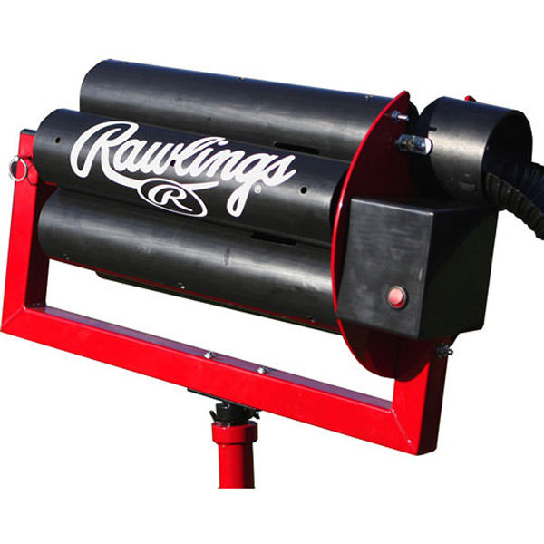 Rawlings Spin Ball Pro 2 Wheel Baseball Automatic Ball Feeder - Baseball Only
