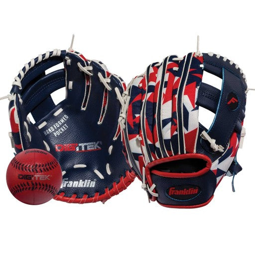 FRANKLIN RTP PERFORMANCE DIGI SERIES T-BALL FIELDING GLOVE