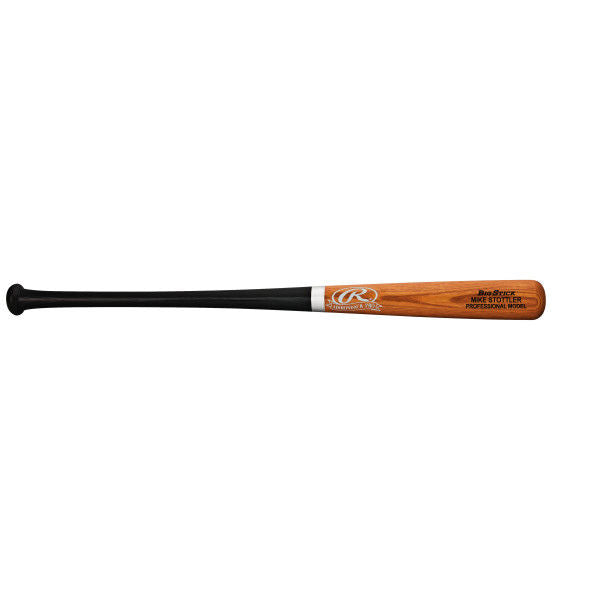 Rawlings Adult Black/Honey Custom Bat