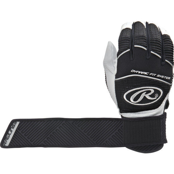 Rawlings Adult Compression Strap Workhorse Batting Glove