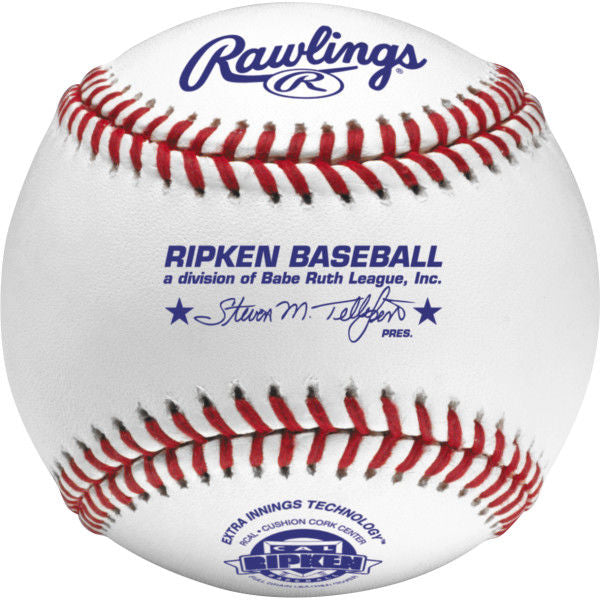 Rawlings Cal Ripken Official Baseballs - Tournament Grade