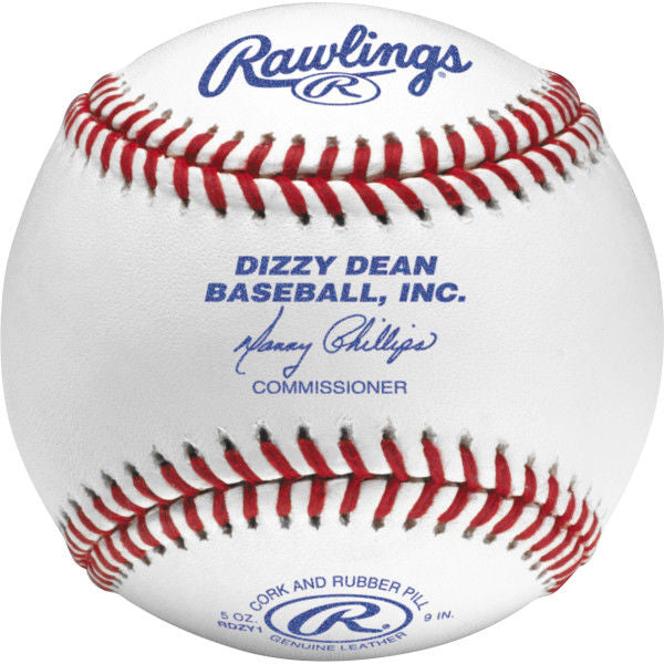 Rawlings Dizzy Dean Official Baseballs