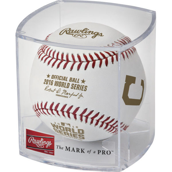 Rawlings MLB 2016 World Series Dueling Baseball - Dozen, Cushioned Center