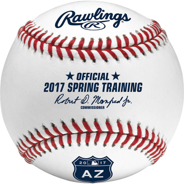 Rawlings MLB 2017 Spring Training Arizona Baseballs