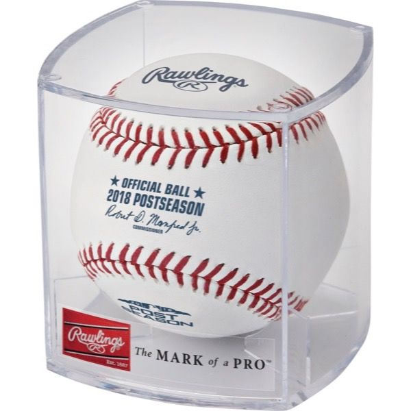 Rawlings MLB 2018 Post Season Baseball