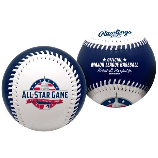 Rawlings MLB 2018 Replica All-Star Baseball