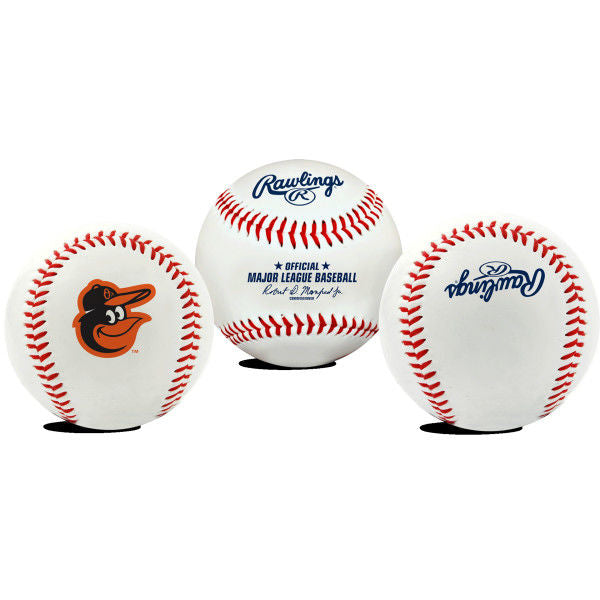 Rawlings MLB Baltimore Orioles Baseball - Team Logo