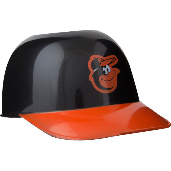 Rawlings MLB Baltimore Orioles Snack Size Helmets