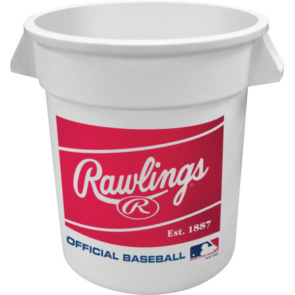 Rawlings MLB Baseball Big Bucket