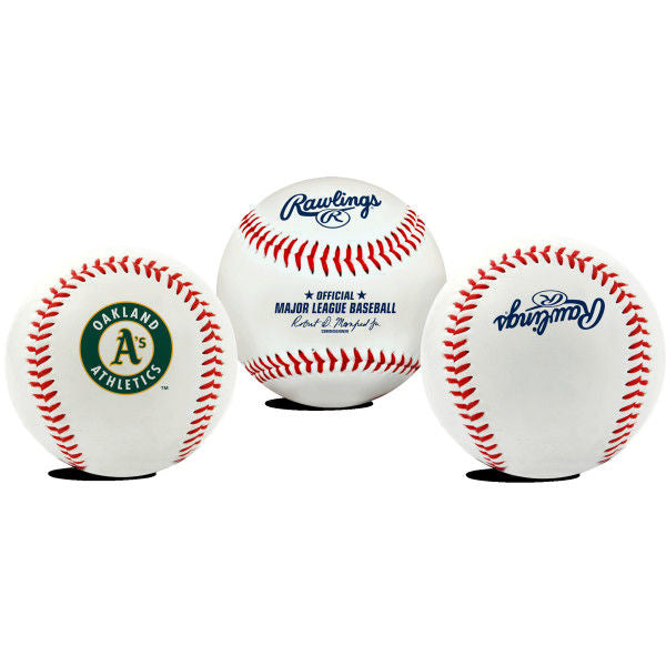 Rawlings MLB Oakland Athletics Baseball